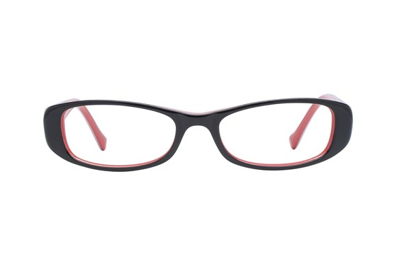Lucky Spark Plug Black Glasses