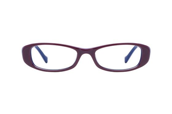 Lucky Spark Plug Purple Glasses