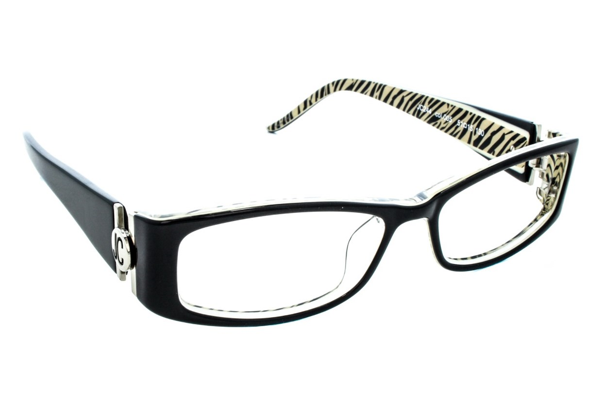 Just Cavalli JC0244 Black Glasses