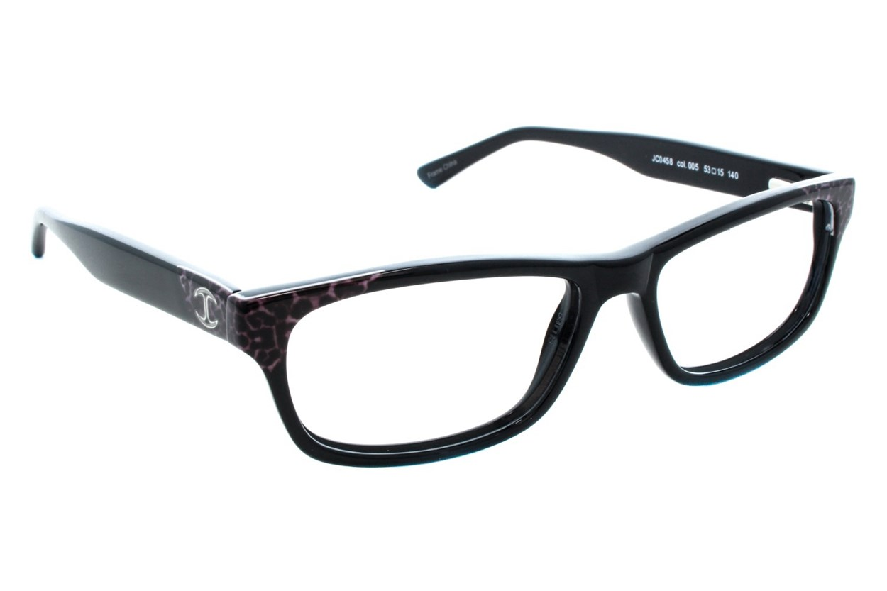 Just Cavalli JC0458 Black Glasses