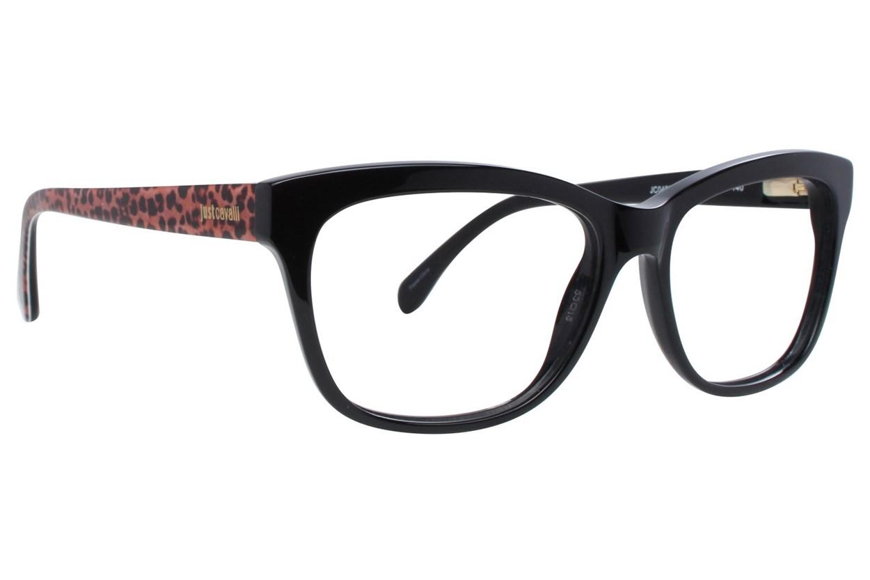 Just Cavalli JC0459 Black Glasses