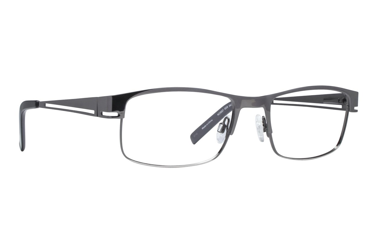 Kenneth Cole Reaction KC0697 Gray Glasses