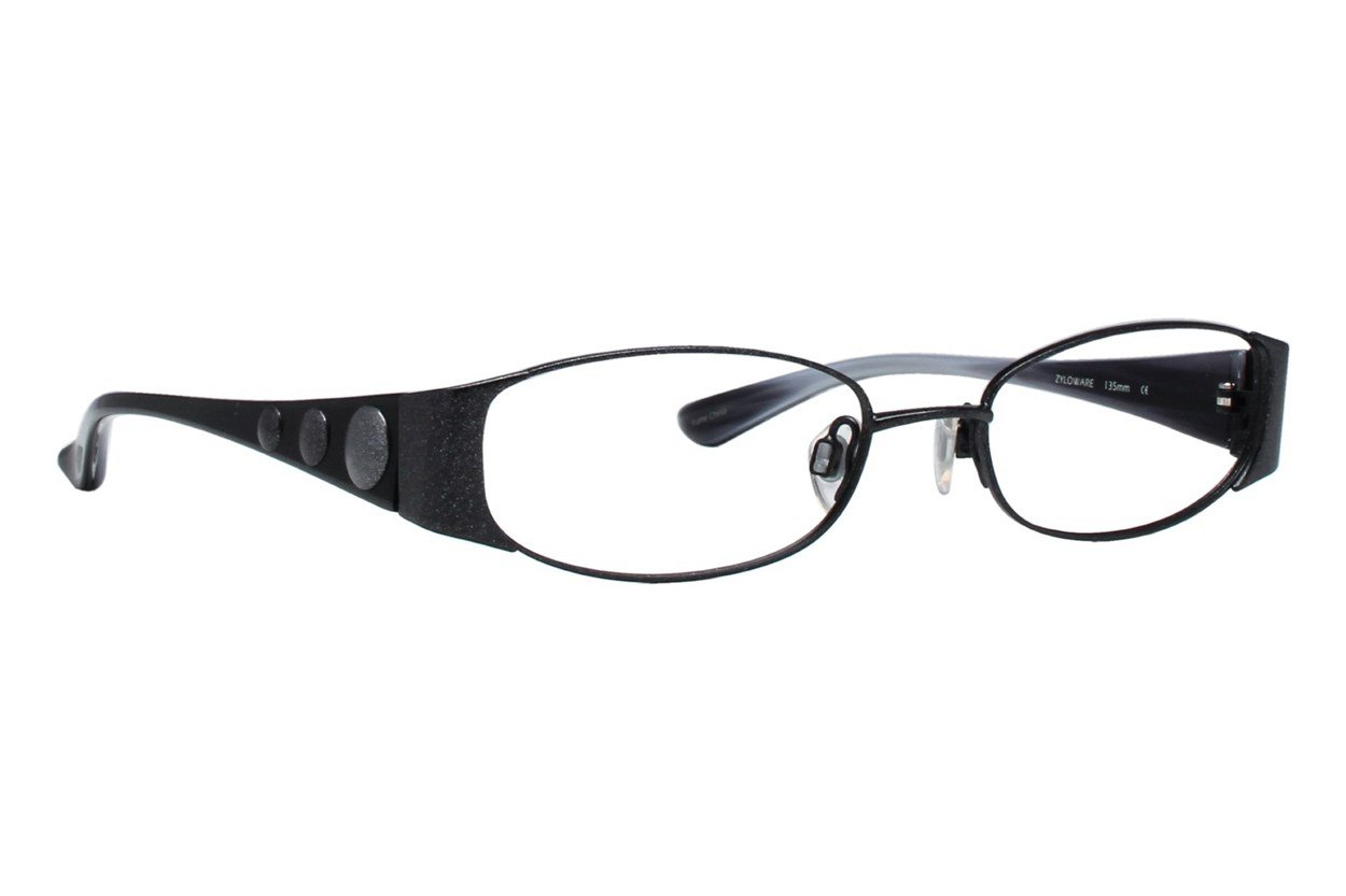 Via Spiga Adria Black Glasses