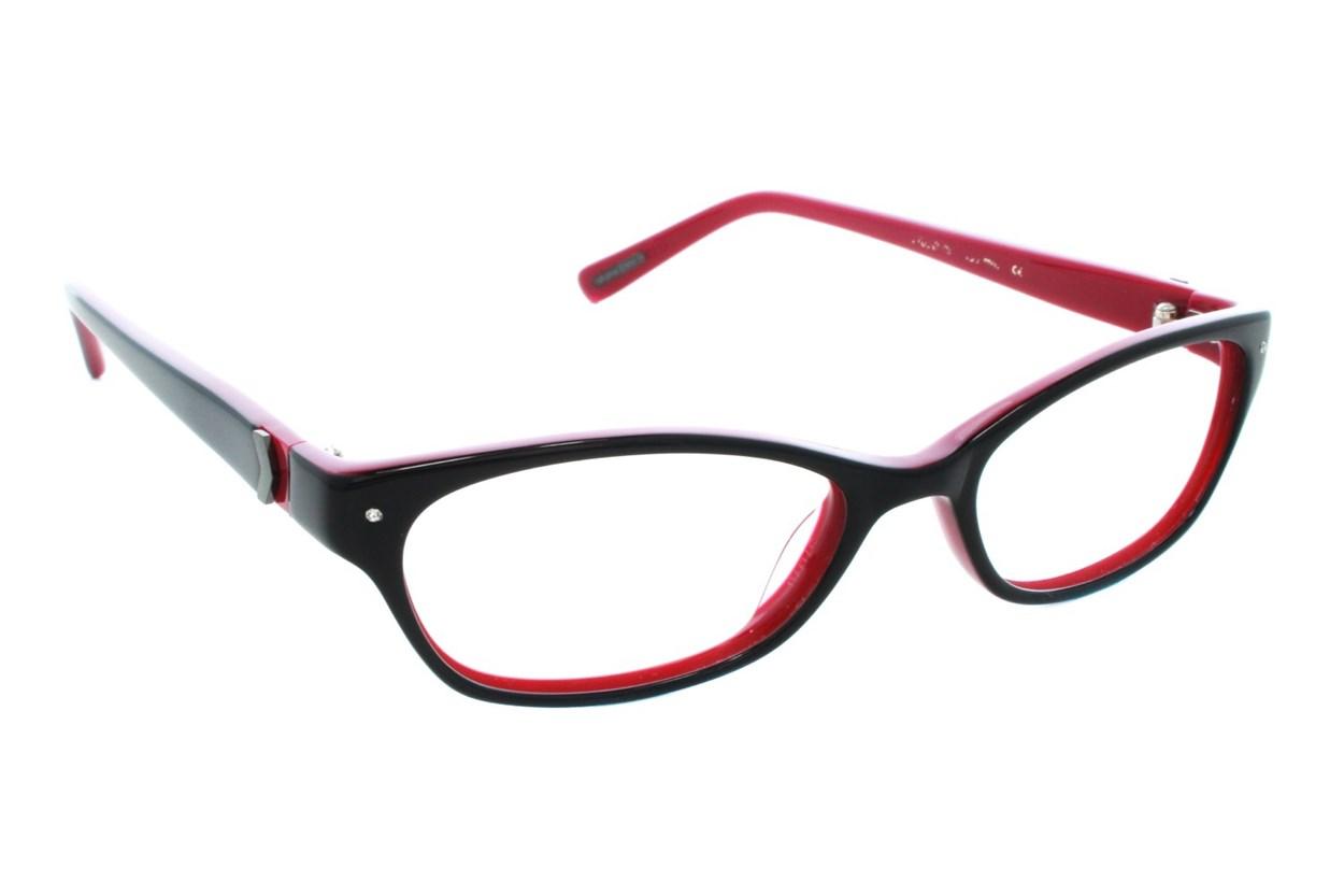 Via Spiga Rosaria Black Glasses