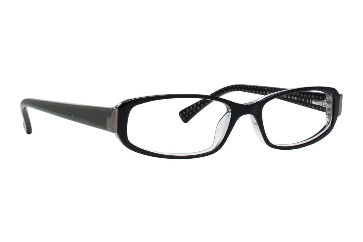 Via Spiga Scorze Black Glasses