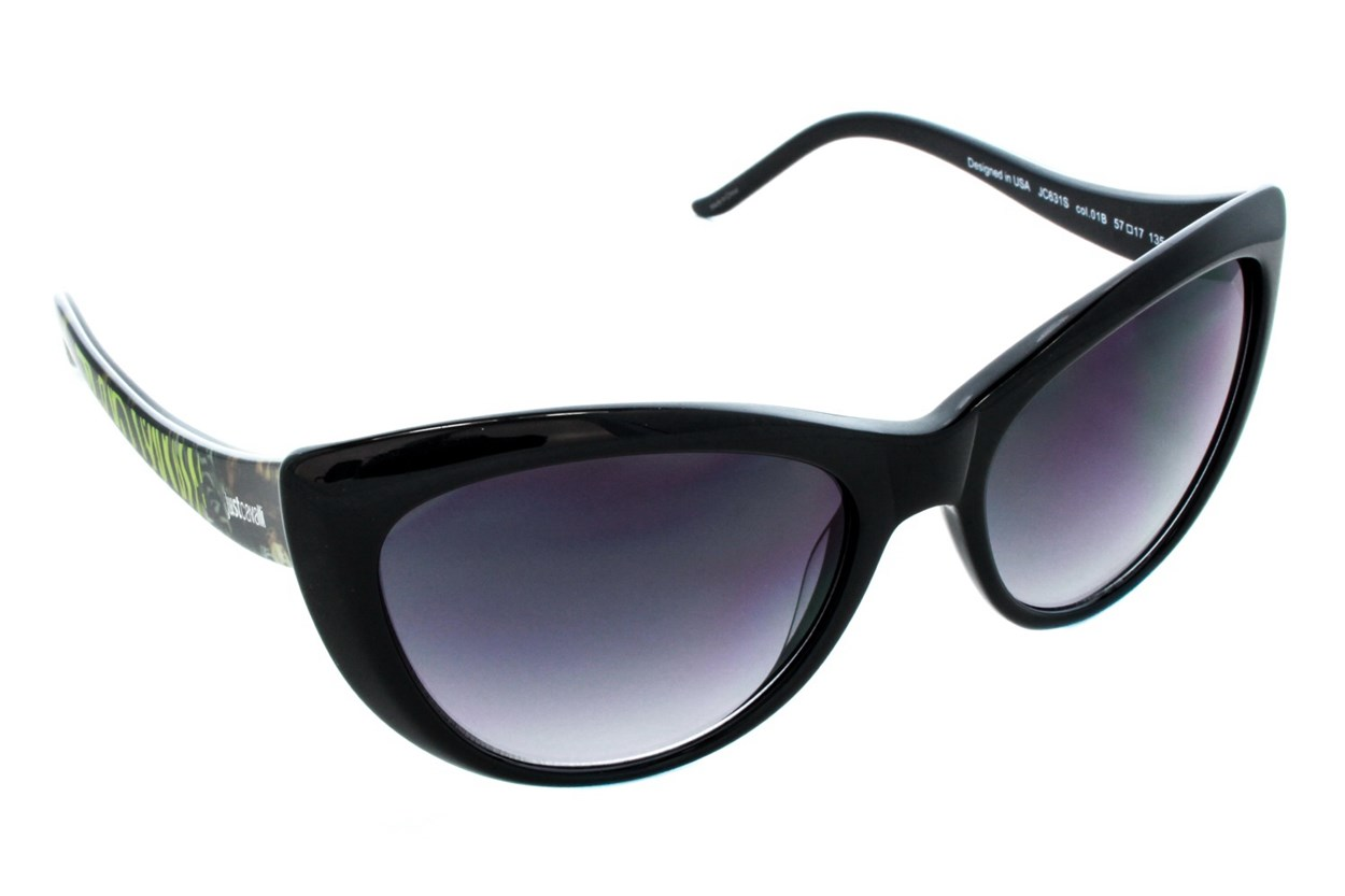 Just Cavalli JC631S Black Sunglasses
