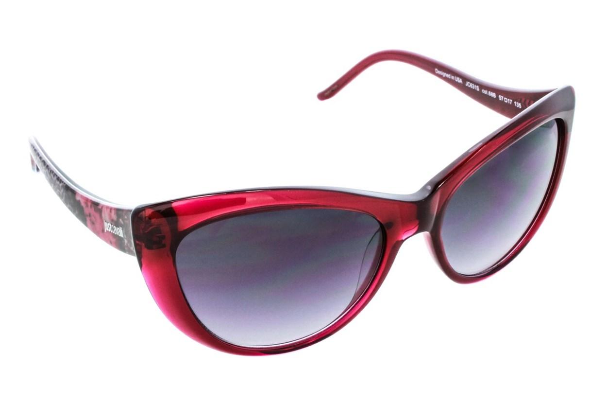 Just Cavalli JC631S Red Sunglasses