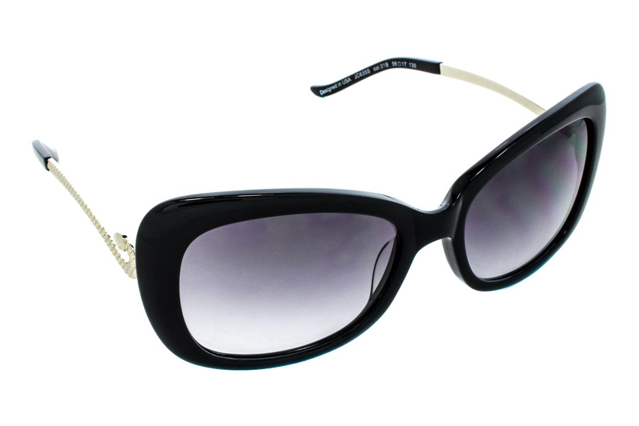 Just Cavalli JC635S Black Sunglasses