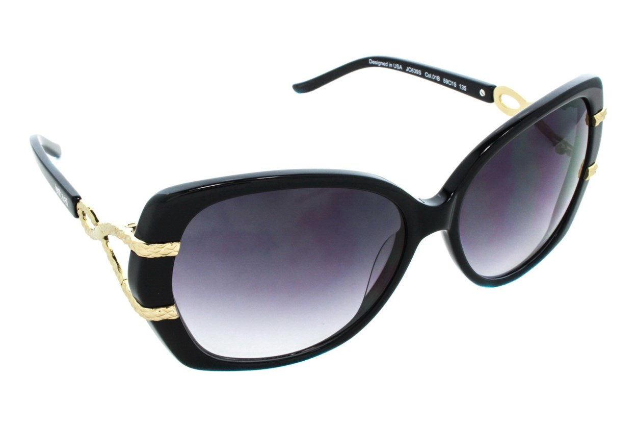 Just Cavalli JC639S Black Sunglasses