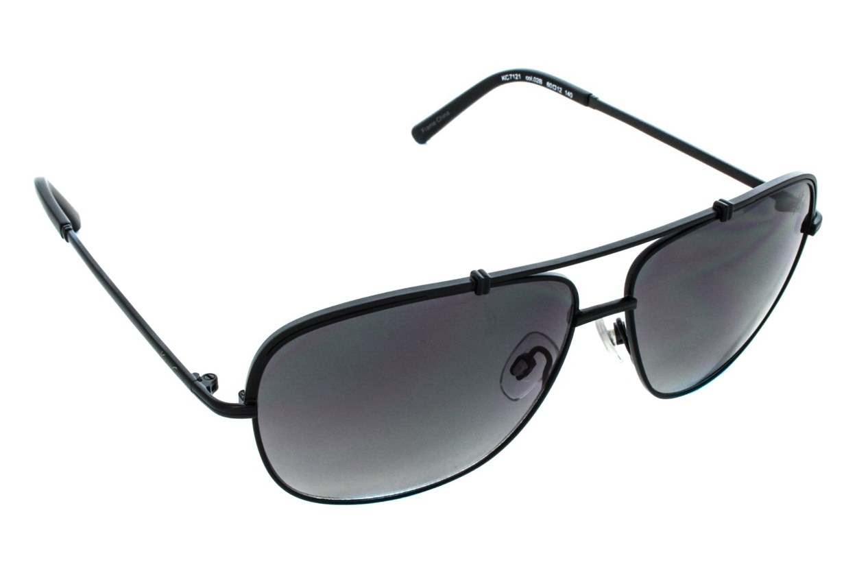 Kenneth Cole New York KC7121 Black Sunglasses