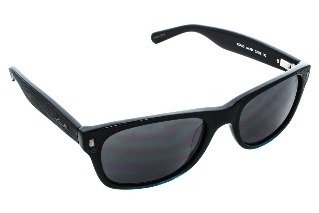 Kenneth Cole New York KC7123 Black Sunglasses