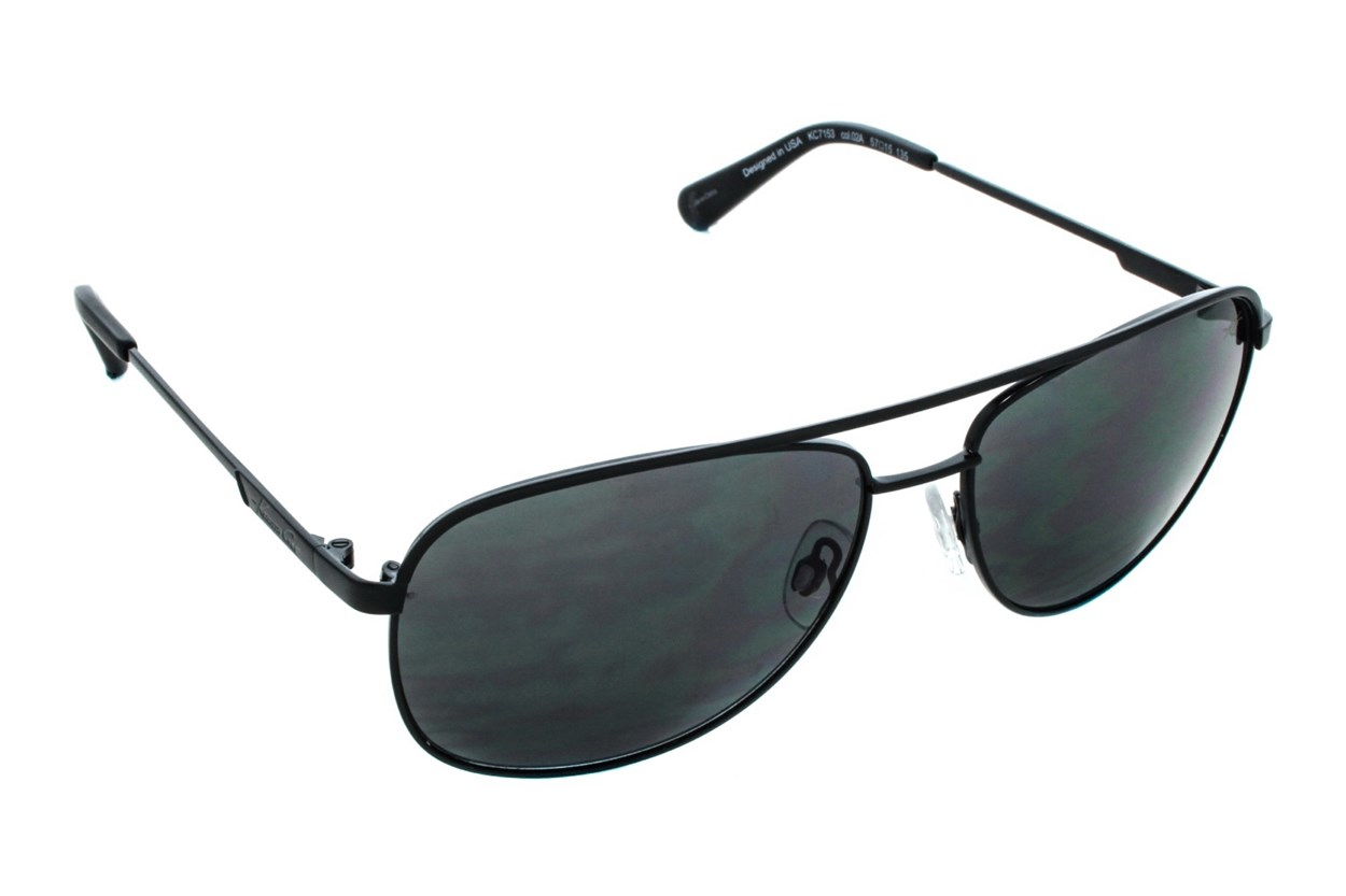 Kenneth Cole New York KC7153 Black Sunglasses
