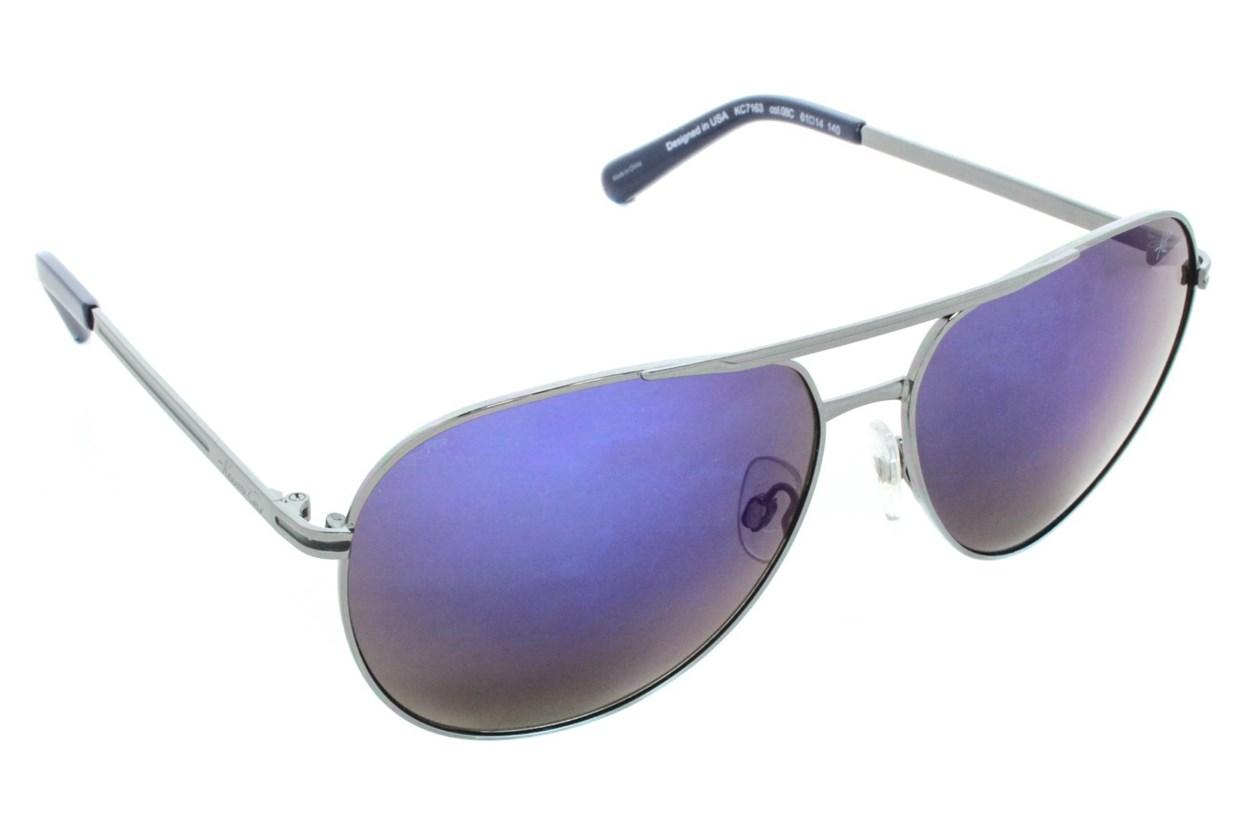 Kenneth Cole New York KC7163 Gray Sunglasses