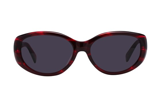 Via Spiga 329-S Red Sunglasses