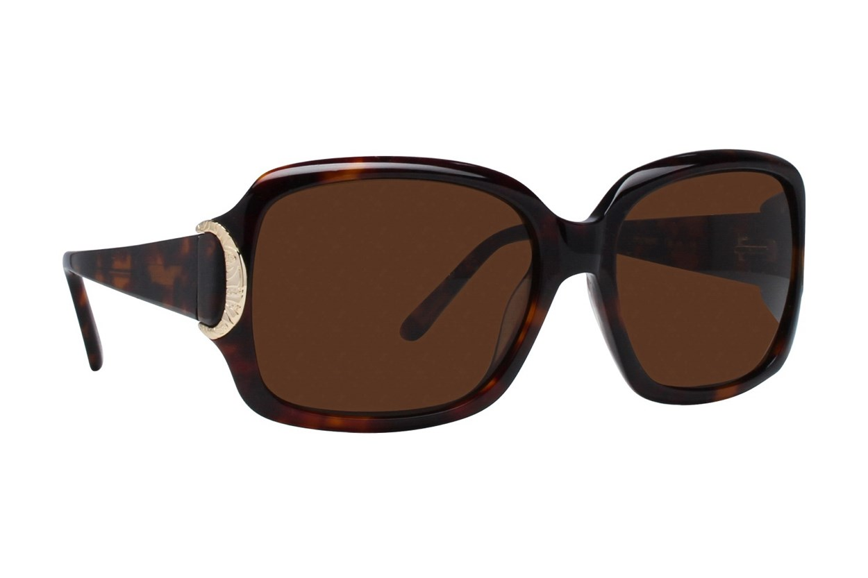 Via Spiga 330-S Tortoise Sunglasses