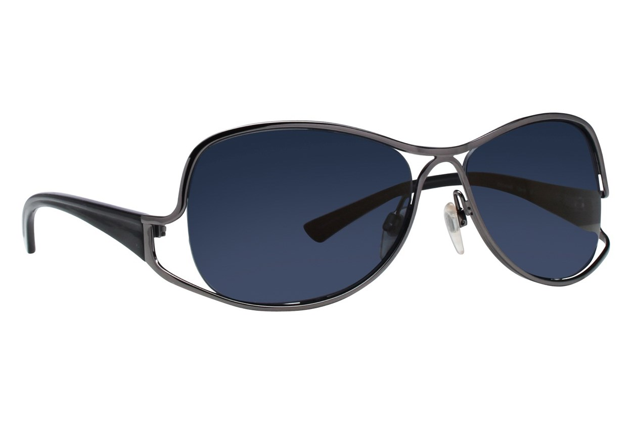 Via Spiga 408-S Silver Sunglasses