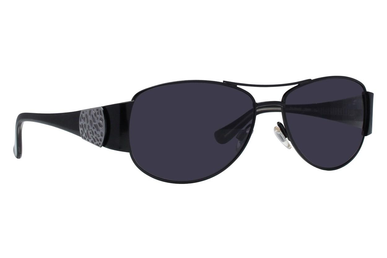 Via Spiga 414-S Black Sunglasses