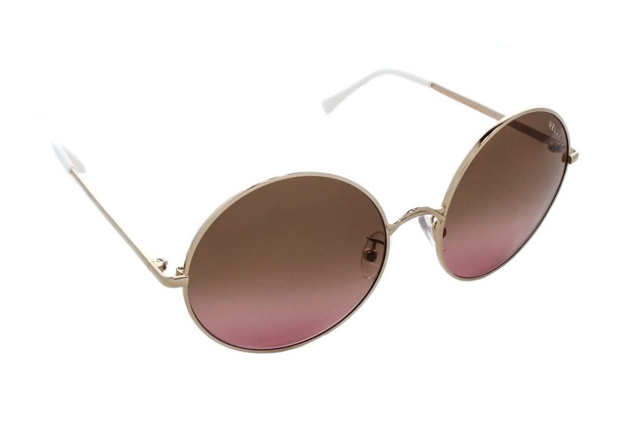 Velvet Eyewear Rose Gold Sunglasses
