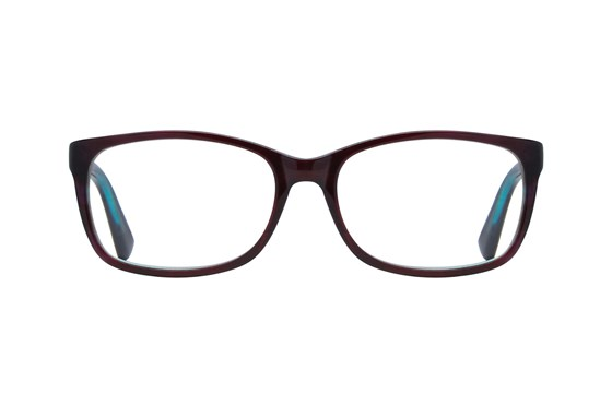 Dea Extended Size Angela Red Glasses