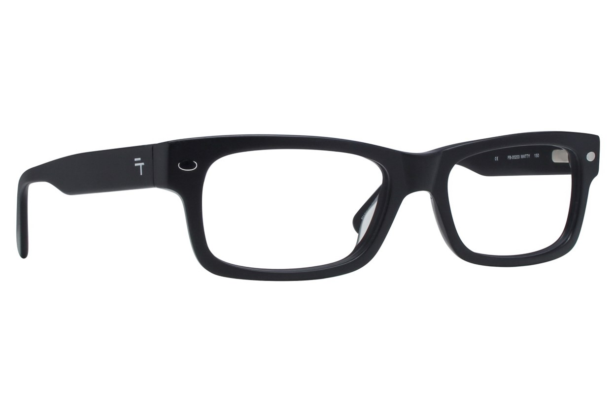 Fatheadz Matty XL Black Glasses
