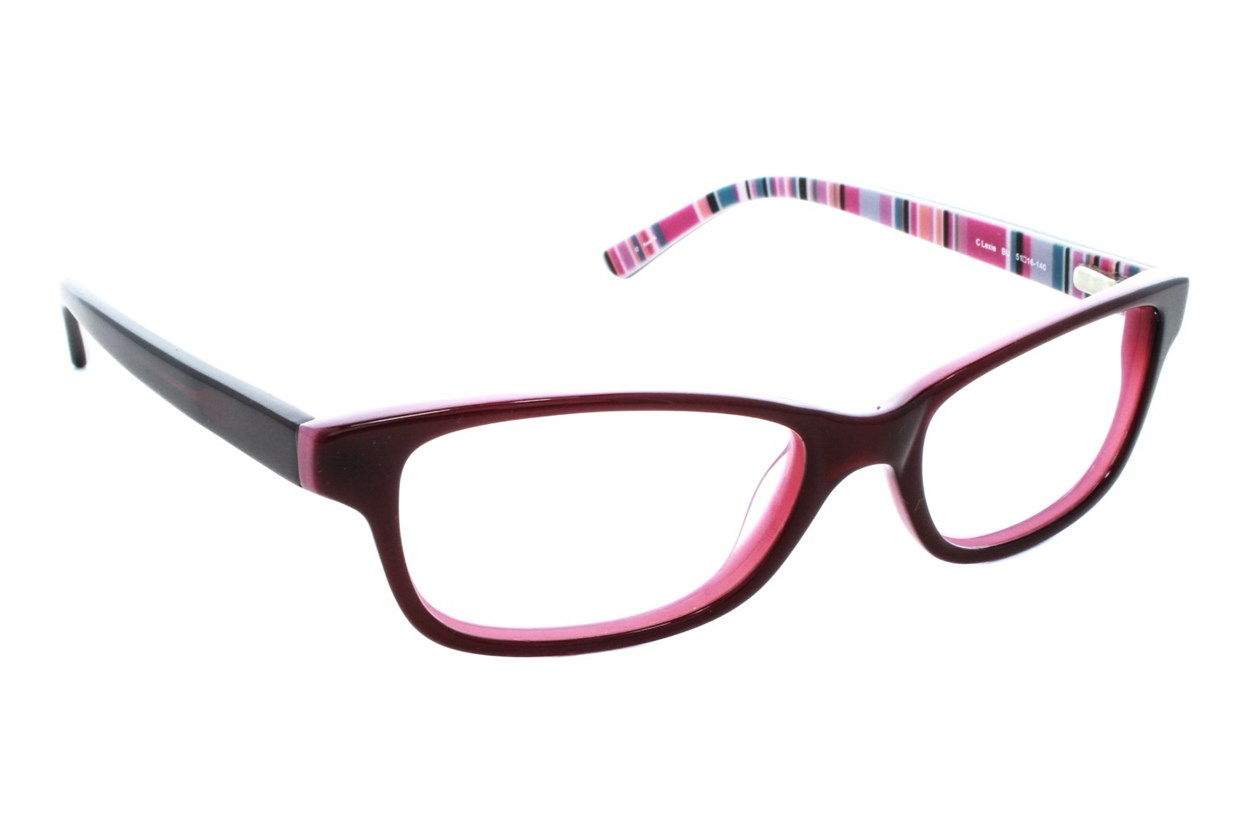 Candie's C Lexie Eyeglasses - Red