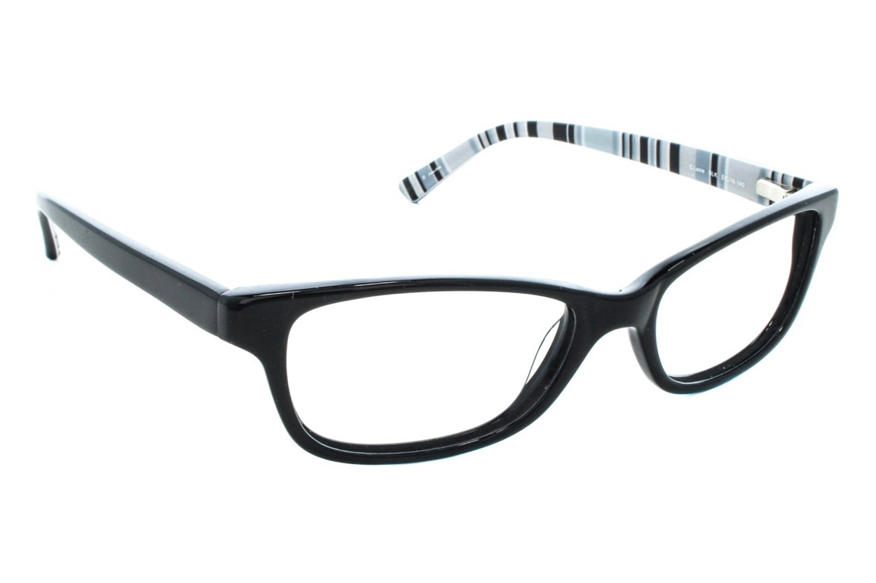 Candie's C Lexie Eyeglasses - Black