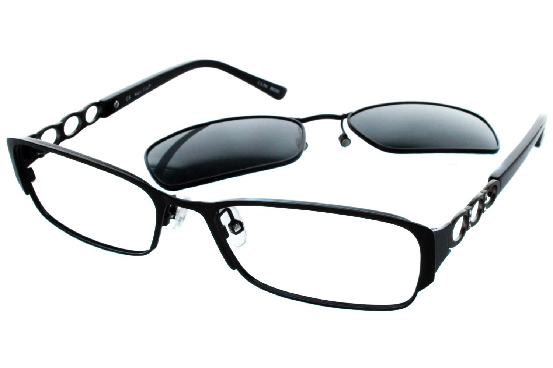 eyeglasses brand magic clip eyewear glasses and contact