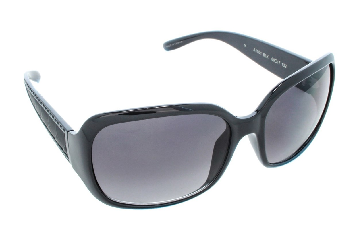 DNA 1001 Sunglasses - Black