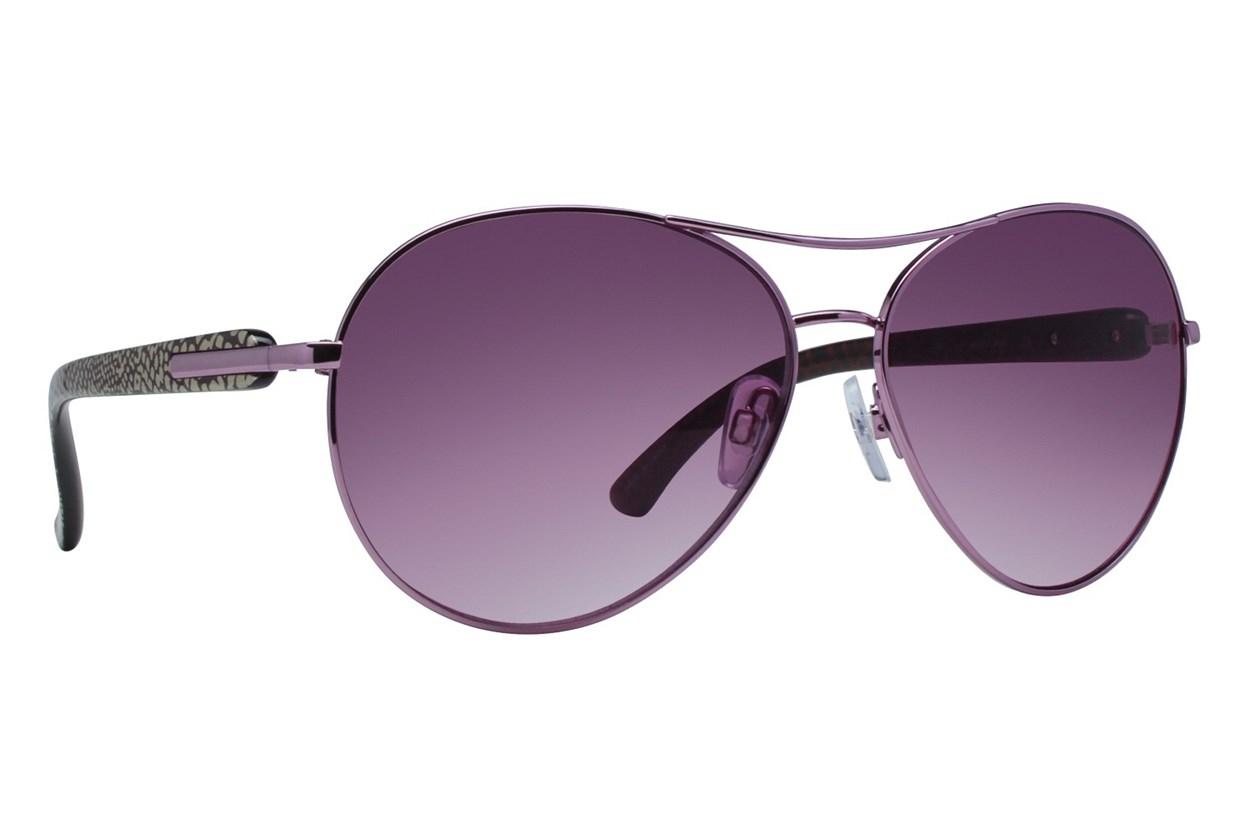 DNA 1027 Purple Sunglasses