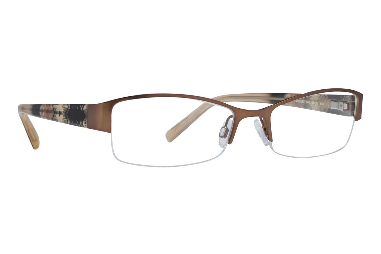 Covergirl CG0432 Brown Glasses