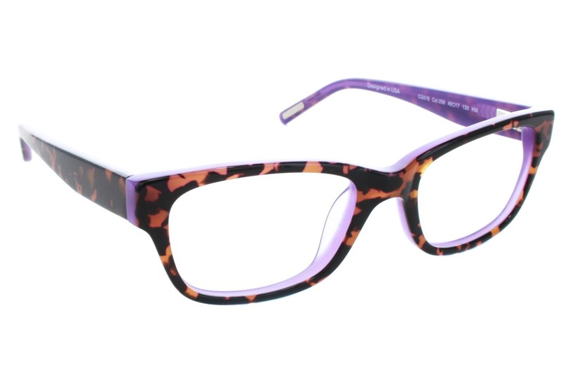 f8f5a412f9b3 Covergirl CG0516 - Eyeglasses At Discountglasses.Com