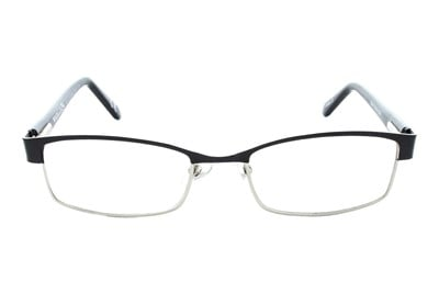 Magnivision Elegant Eyes Molly Reading Glasses Black