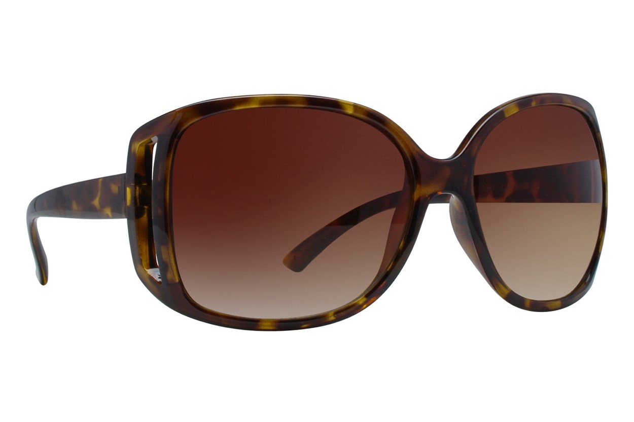 DNA 1003 Tortoise Sunglasses