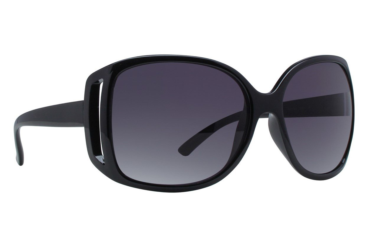 DNA 1003 Black Sunglasses