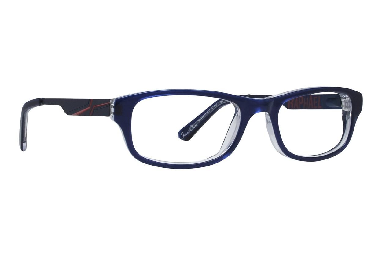 Nickelodeon Teenage Mutant Ninja Turtles Bravado Blue Glasses