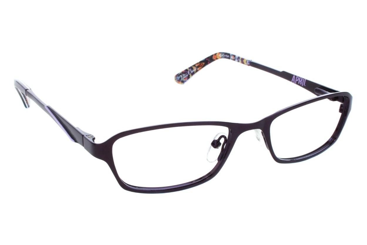 Nickelodeon Teenage Mutant Ninja Turtles Feisty Purple Glasses