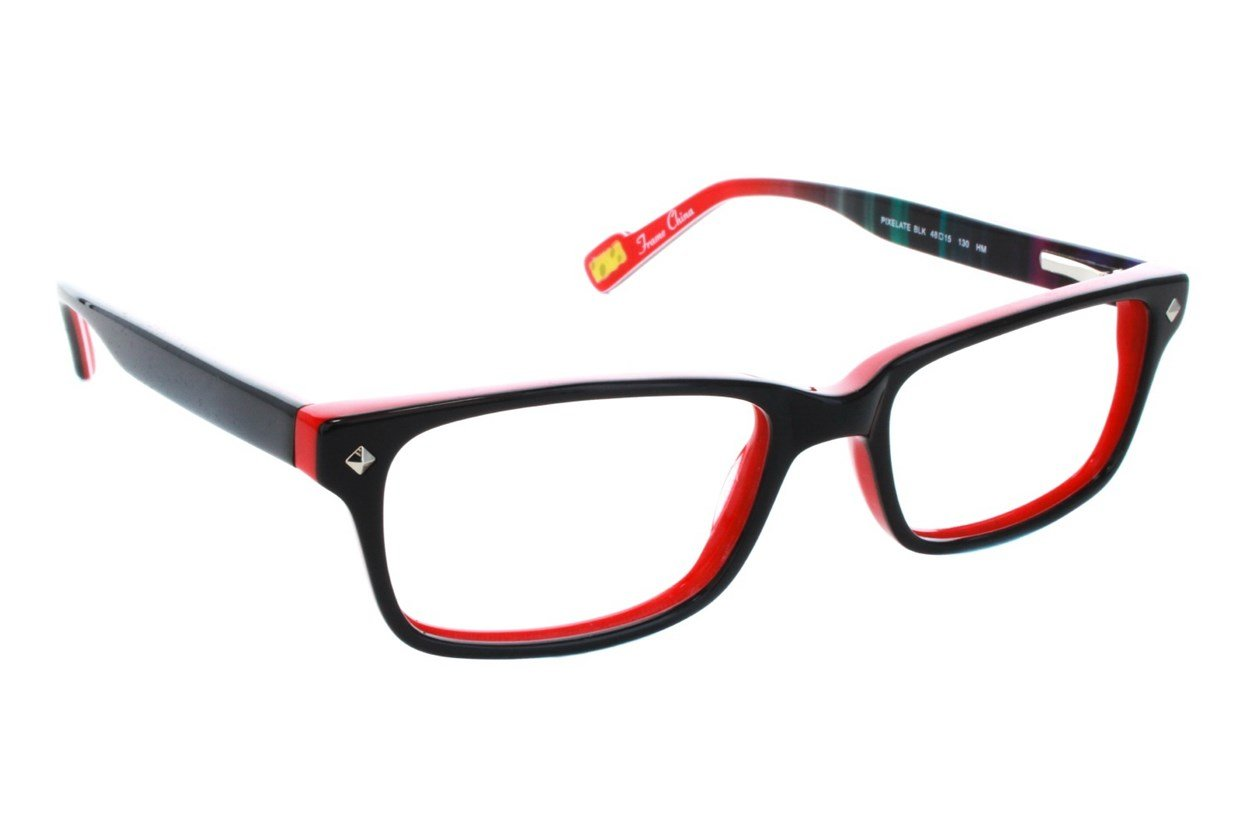 Nickelodeon SpongeBob SquarePants Pixelate Eyeglasses - Black
