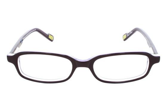 Nickelodeon SpongeBob SquarePants Tectron Purple Glasses