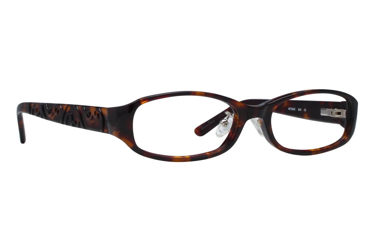 Red Lotus 204z Tortoise Glasses