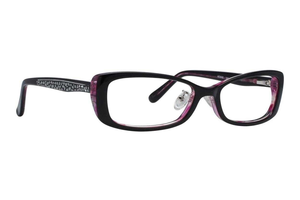Red Lotus 205z Purple Glasses