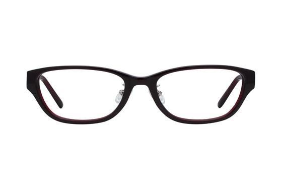 Red Lotus 208z Red Glasses