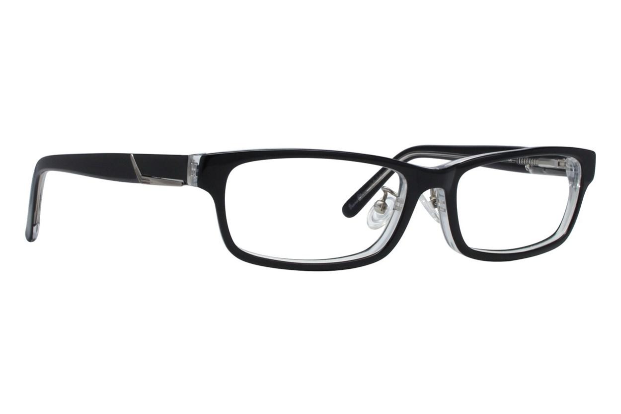 Red Tiger 501z Black Glasses
