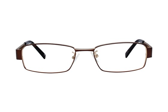 Red Tiger 504m Brown Glasses