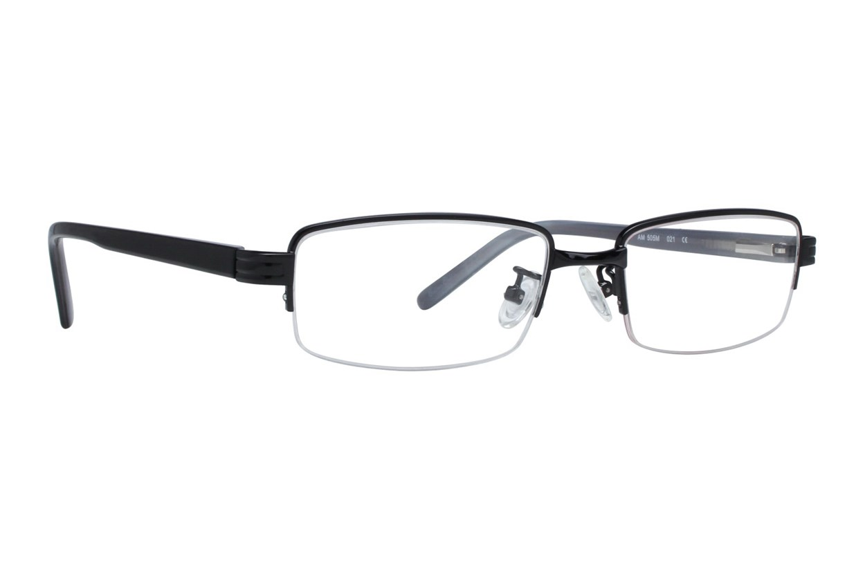 Red Tiger 505m Black Glasses