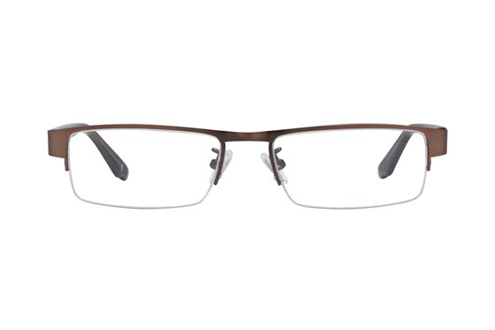 Red Tiger 506m Tan Glasses