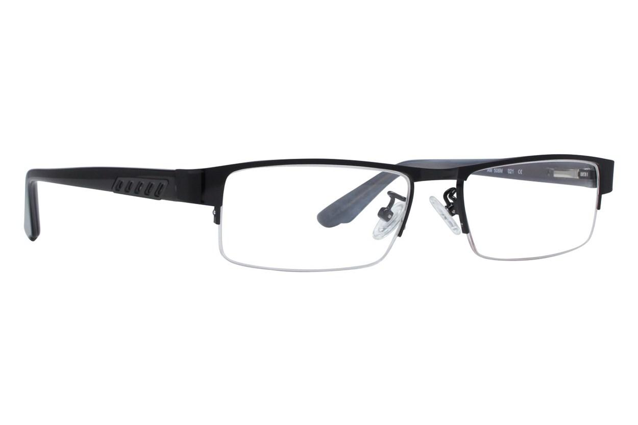 Red Tiger 506m Black Glasses