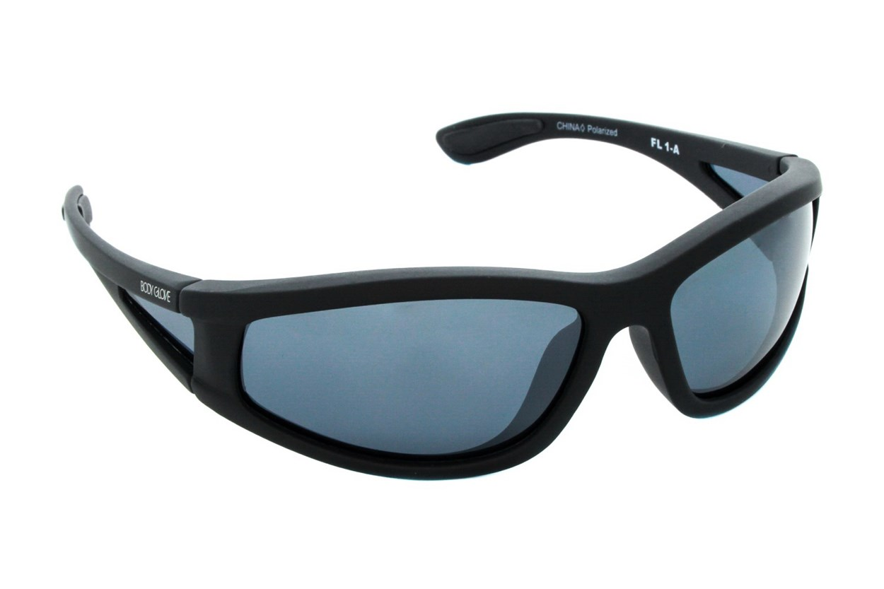 Body Glove FL1 Black Sunglasses