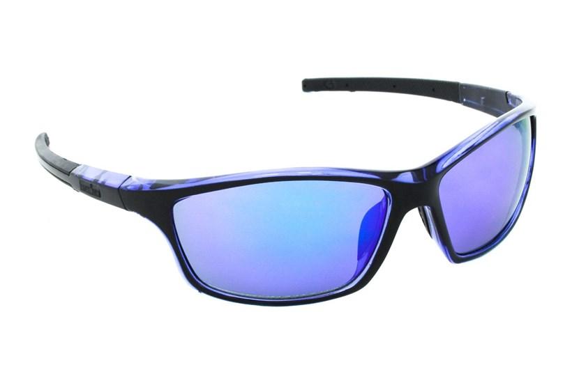 Foster Grant Ironman Plastic Sunglasses Triumph Black