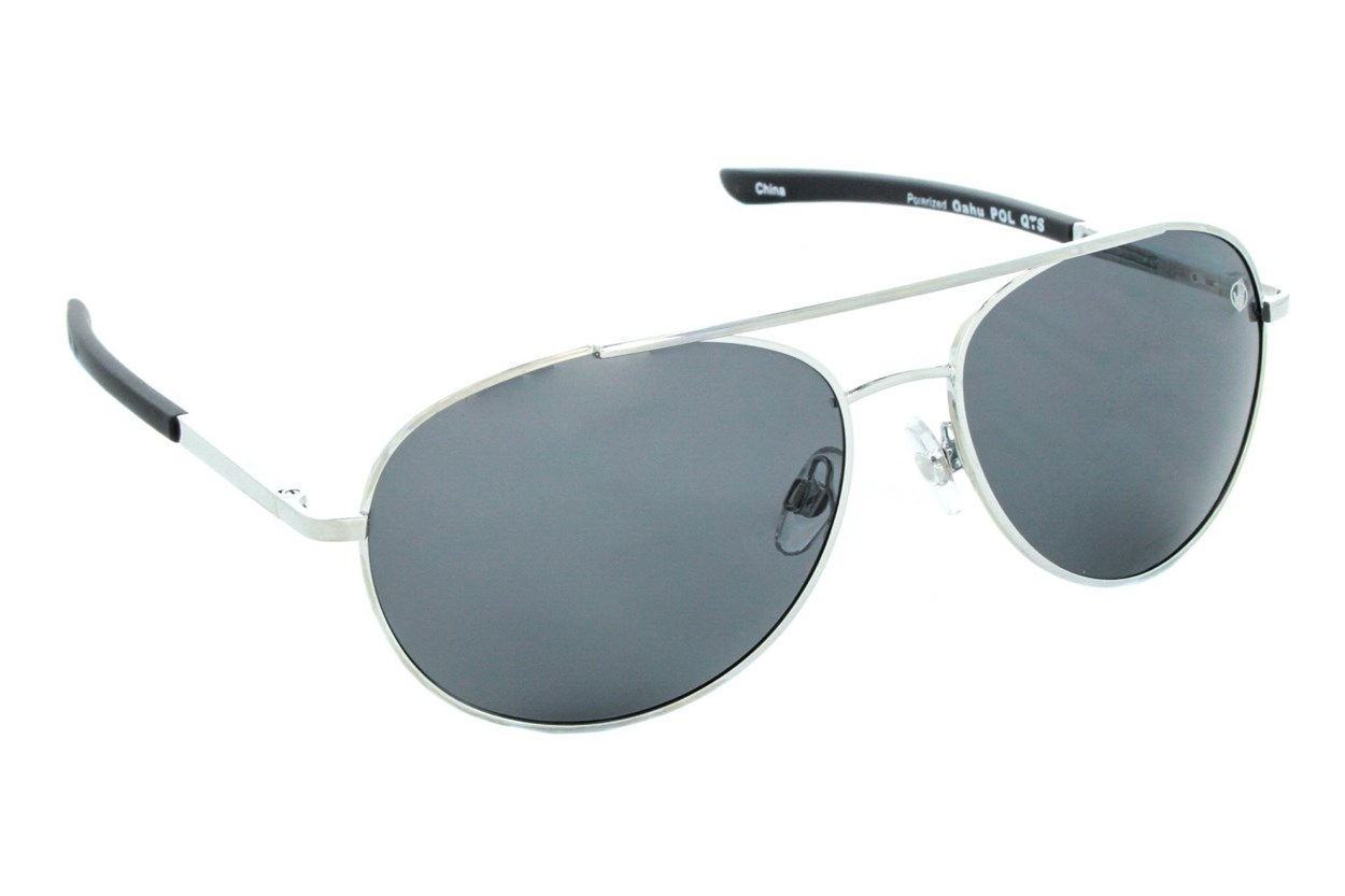 Body Glove Oahu Silver Sunglasses