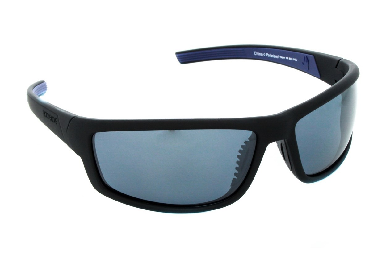 Body Glove Vapor 16 Black Sunglasses